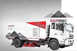 易山重工ESN5180TSL湿式扫路车湿扫车环卫扫路车清扫车租赁