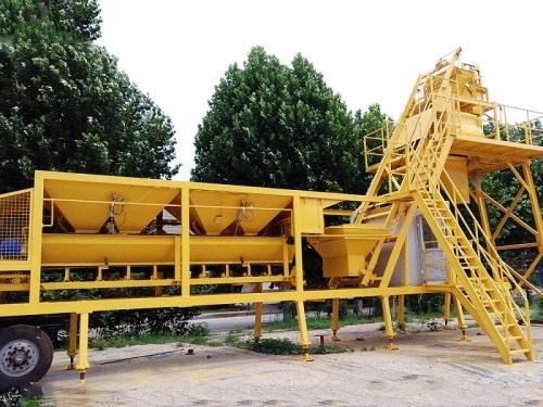 山推建友HZSY50BE工程站-移动式/Y系列
