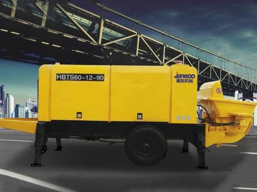 山推建友HBTS80-16-110混凝土泵(电机)