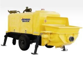 山推建友HBTS80-16-176R柴油机泵高清图 - 外观