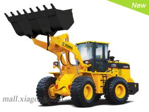 厦工XG955HD轮式装载机高清图 - 外观