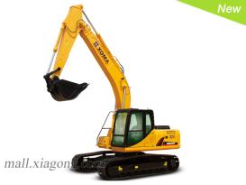 厦工XG822FJ履带式挖掘机