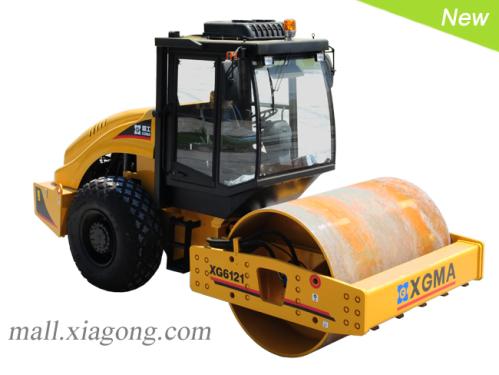 廈工XG6121全液壓單鋼輪壓路機