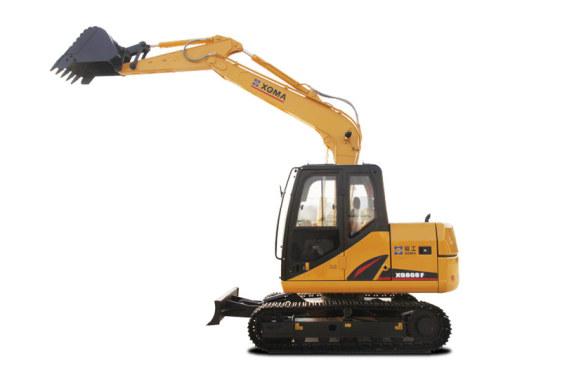 厦工XG808F履带式挖掘机