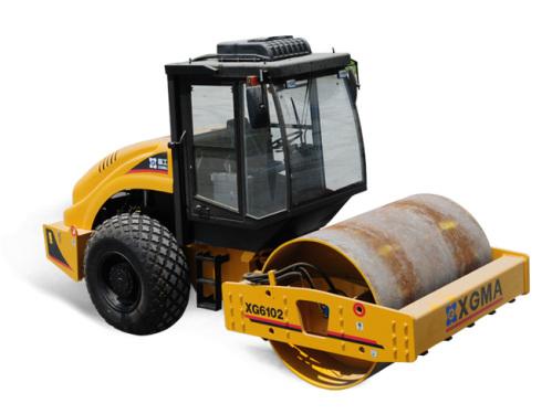 廈工XG6102全液壓單鋼輪壓路機