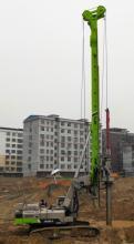 中联重科ZR220C-3旋挖钻机高清图 - 外观