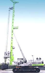 中聯重科ZR280C-3旋挖鉆機