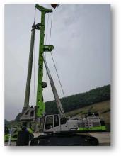 中聯重科ZR360C-3旋挖鉆機高清圖 - 外觀