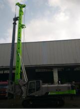 中联重科ZR160C-3旋挖钻机高清图 - 外观