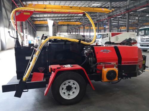 易山重工CLYG-TS500灌缝机填缝机二手五成新折价处理(新机旧机工厂都有)