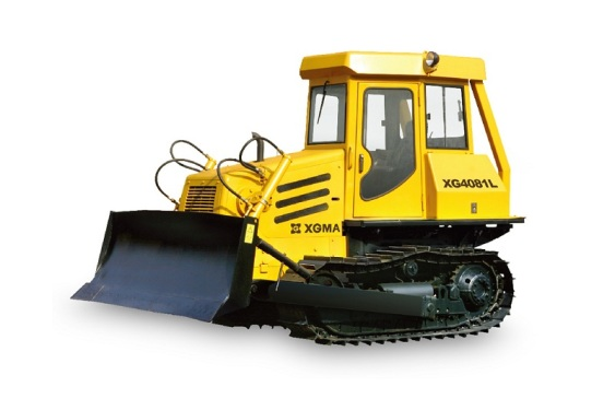厦工XG4081L履带式推土机