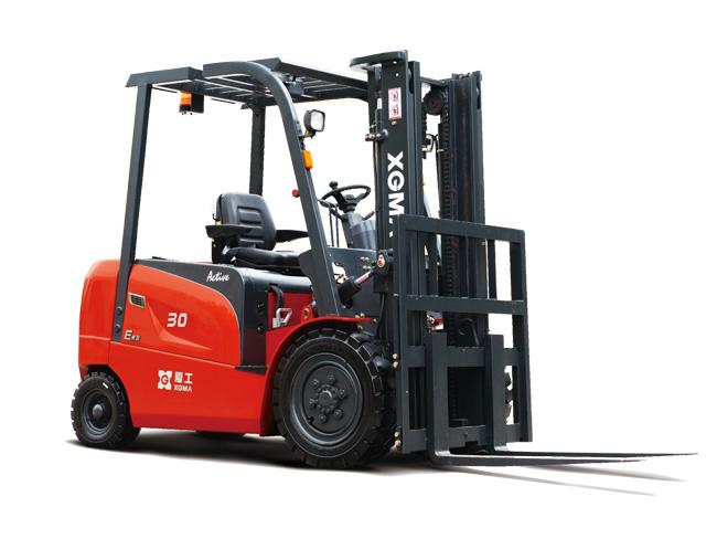 厦工XG535B-AA5电动叉车高清图 - 外观