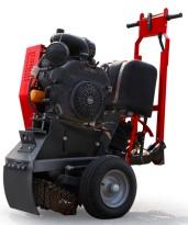 易山重工CLYK-25II路面开槽机切割机(带吸尘功能的开槽机,开槽深度0-3cm可调)