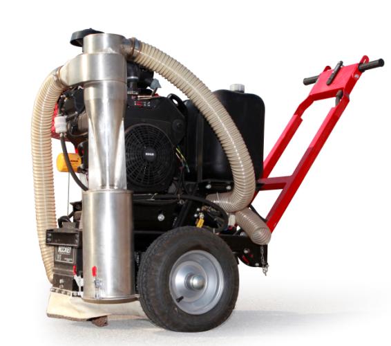 易山重工CLYK-25ⅢB吸尘式开槽机(切割机)高清图 - 外观