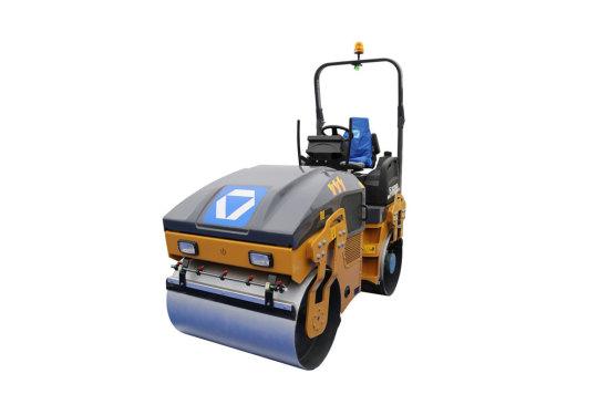 徐工XMR353E双钢轮振动压路机