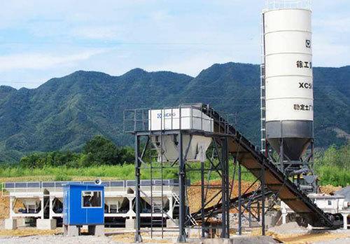 徐工XC300稳定土厂拌设备