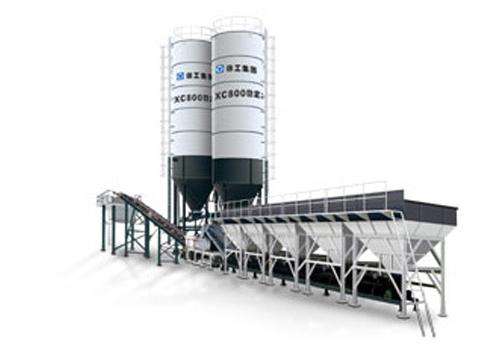 徐工XC600S稳定土厂拌设备