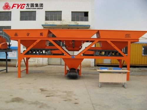 方圆PLD800-Ⅲ 三种料混凝土搅拌机