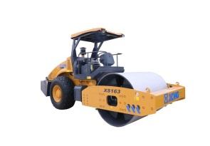 徐工XS163机械单钢轮振动压路机