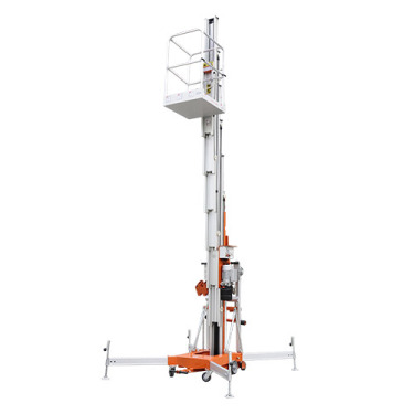 鼎力AWP14-1000自行走桅柱式高空作业平台