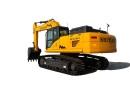 十田重工GC458LC-9挖掘机高清图 - 外观