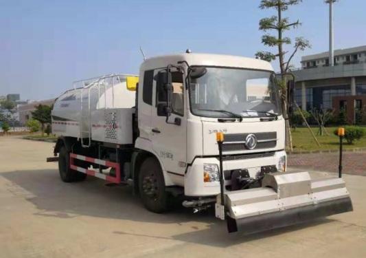 易山重工ESN5160GQX高压清洗车冲洗车可租赁