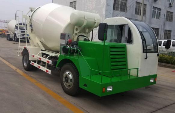 宜迅ZZ-3混凝土搅拌车自制3方混凝土搅拌车 农村四不像水泥罐车