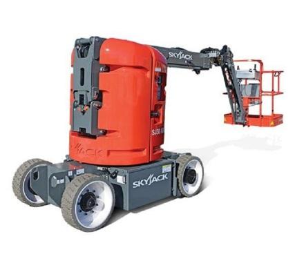 斯凯杰科(Skyjack)SJ30ARJE电动曲臂式高空作业平台
