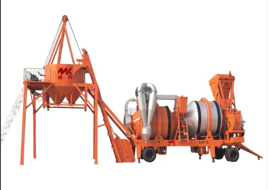 閩科SLHB-30SLHB移動式雙滾筒系列瀝青攪拌設備