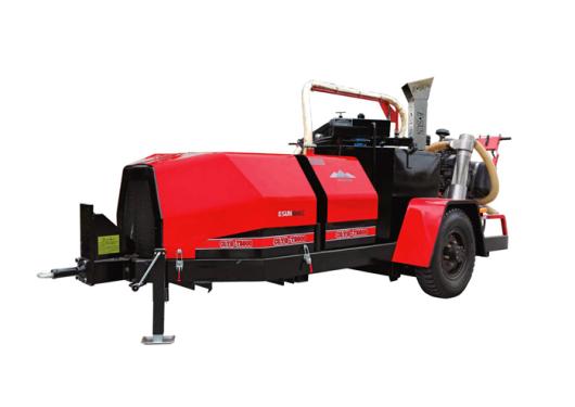 易山重工CLYG-TS500II拖挂式灌缝机路面裂缝修补机灌缝养护