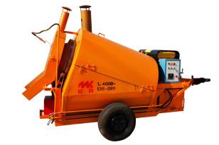 闽科KCXJ-400小型沥青路热再生机(坑槽修补机)