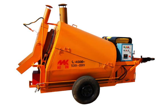 閩科KCXJ-400小型瀝青路熱再生機(坑槽修補機)