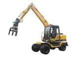 远山YS780J-9T轮式挖掘机