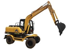 远山YS780-9T轮式挖掘机