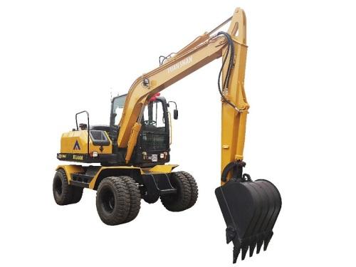 远山YS780-8T轮式挖掘机