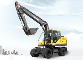 勤牛QNL150S轮式挖掘机