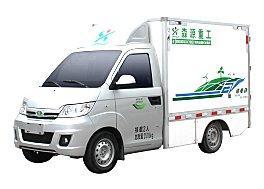 森源重工SMQ5030XXYBEV纯电动厢式运输车