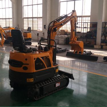 宜迅YX-10农用挖掘机