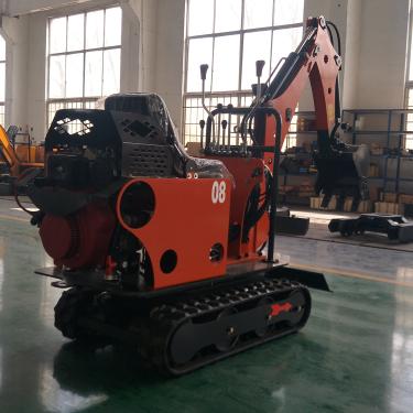 宜迅yx-08小型农用挖掘机