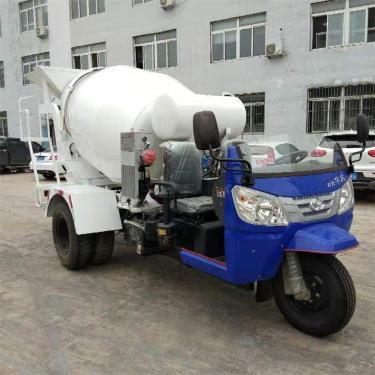 宜迅YX-1三轮混凝土搅拌车