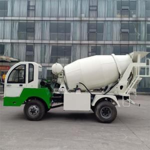 宜迅ZZ-3混凝土搅拌车