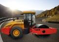 科泰重工KS225H-3全液压单钢轮振动压路机高清图 - 外观