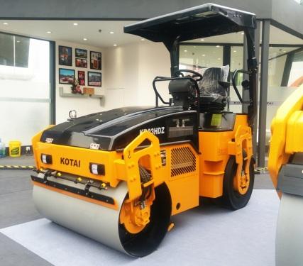 科泰重工KD03HDZ小型压路机
