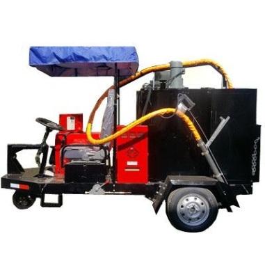 宜迅YX-350小型自制座驾式灌缝机
