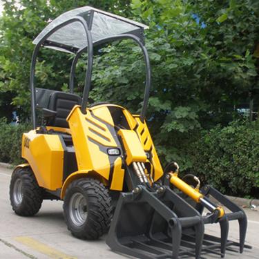 宜迅HY200微小型滑移装载机