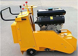 路霸QXY-300电动液压中型铣刨机柴油铣刨机