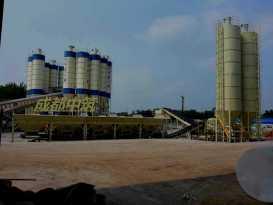 中筑WBC700型模块式稳定土厂拌设备