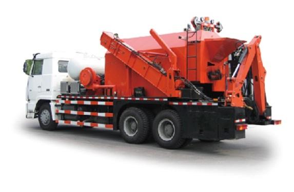 英达科技TM500-BR-TRK快速加热多功能养护车