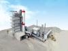 鑫海路机HLB-5000型沥青搅拌设备