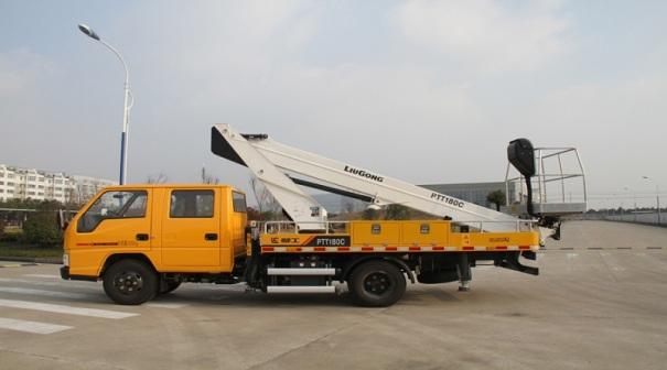 柳工PTT180C(江)高空作业车